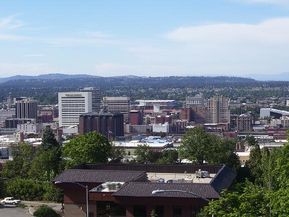 Spokane Washington Tourism And Travel Information For Spokane
