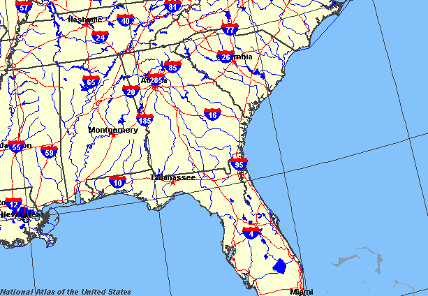 Pics Photos  Map Of Northern Georgia Cities Http Pamela99