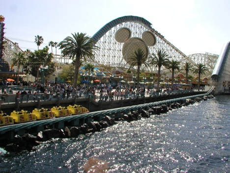 Disney's California Adventure in Anaheim, California