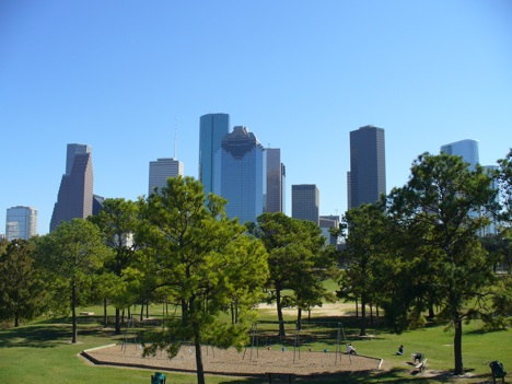 Downtown Houston, Texas