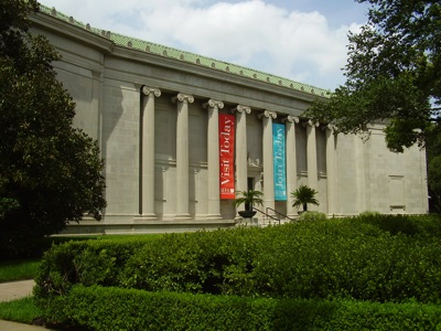 Museum of Fine Arts, Houston in Houston, Texas