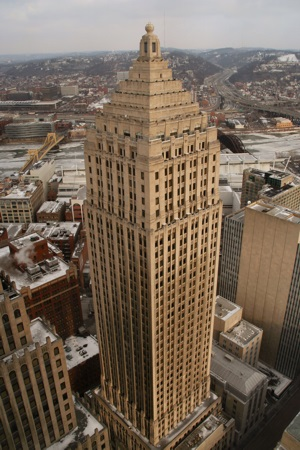 Gulf Tower in Pittsburgh, Pennsylvania