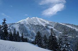 Mount Ashland, Oregon