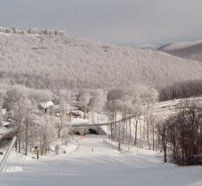Eagles' Swoop at Wintergreen Resort, Wintergreen, Virginia
