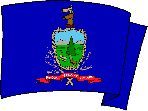 Vermont Flag - pictures and information about the flag of Vermont