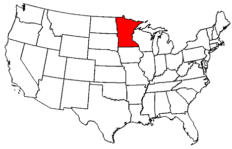 Minnesota location