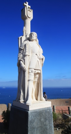 Cabrillo National Monument at Point Loma in San Diego, California