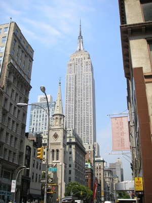 Empire State Building, New York City, New York