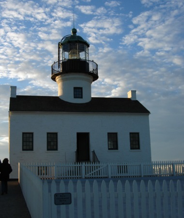 Point Loma light station