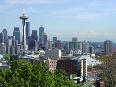Downtown Seattle, Washington